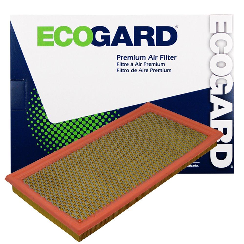 Ecogard Xa5633 Premium Engine Air Filter Fits Ford Explorer Sport Trac Fuel Mercury Mountaineer