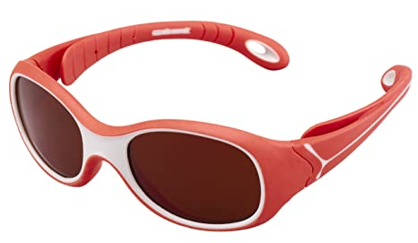Amazon.com: Cebe S KIMO SUNGLASSES (RED WITH 2000 MELANINE ...
