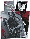 The Walking Dead Daryl Dixon Parure de lit 1 place multicolore