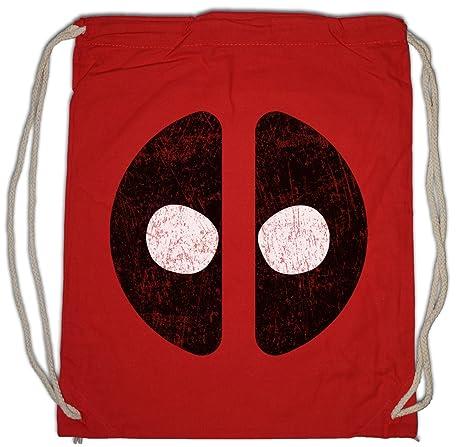 Urban Backwoods Mutant Mask Bolsa de Cuerdas con Cordón ...
