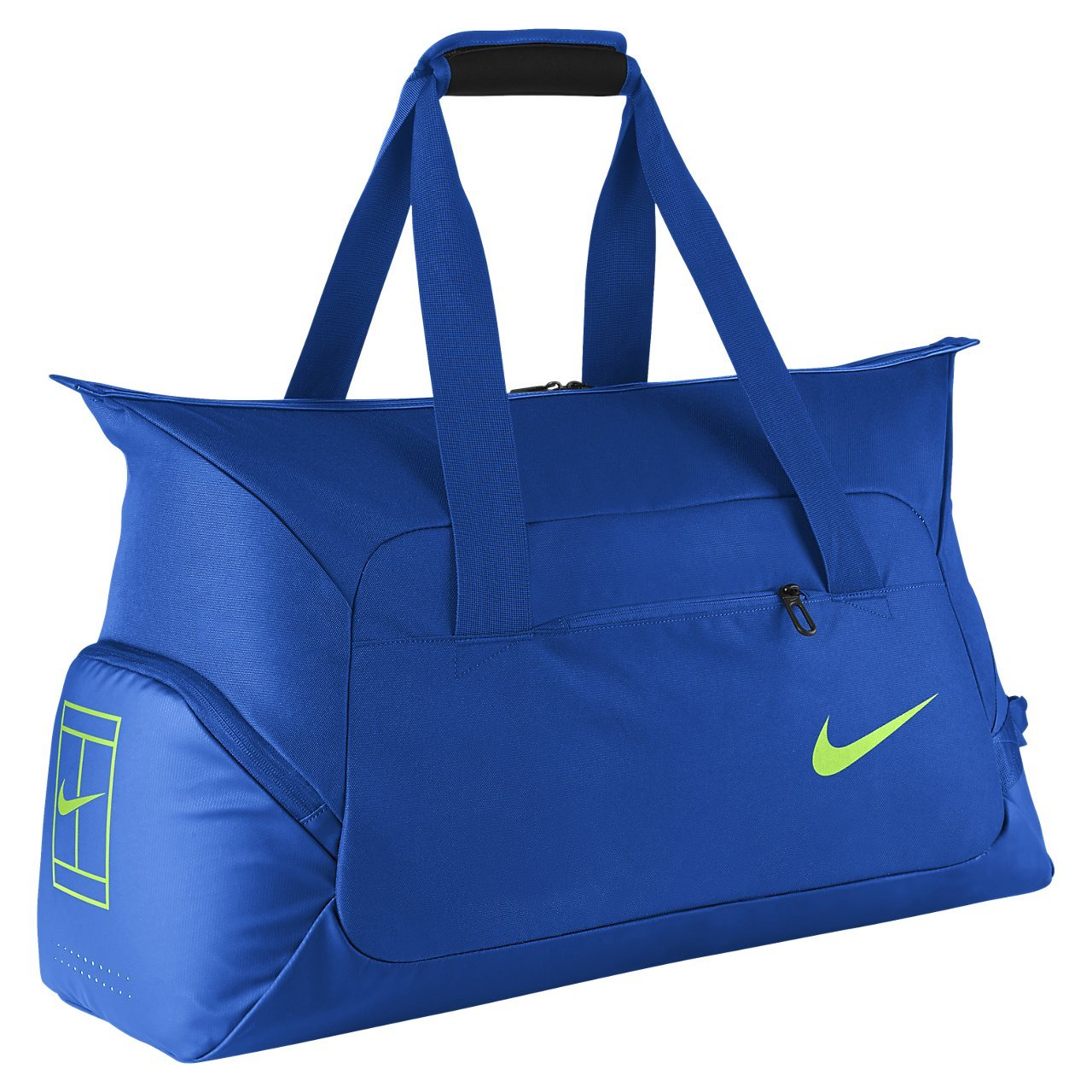 Nike Men's Court Tech Men's Blue Tennis Duffel Bag Blue