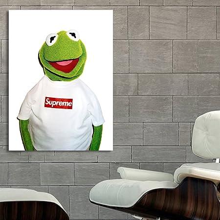 Poster Mural Kermit Supreme 40x54 Inch 100x135 Cm On