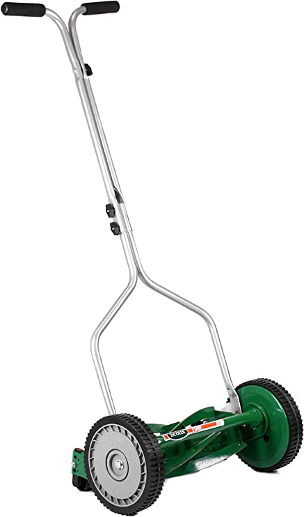 Scotts Outdoor Power Tools 304-14S 14-Inch 5-Blade Push Reel Lawn Mower
