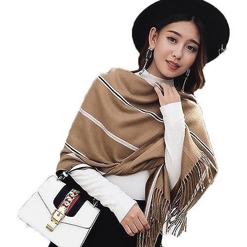 Bufanda de Invierno, Youson Girl® Bufanda Mujer Grande Color Sólido Bufanda Larga, Moda y Caliente
