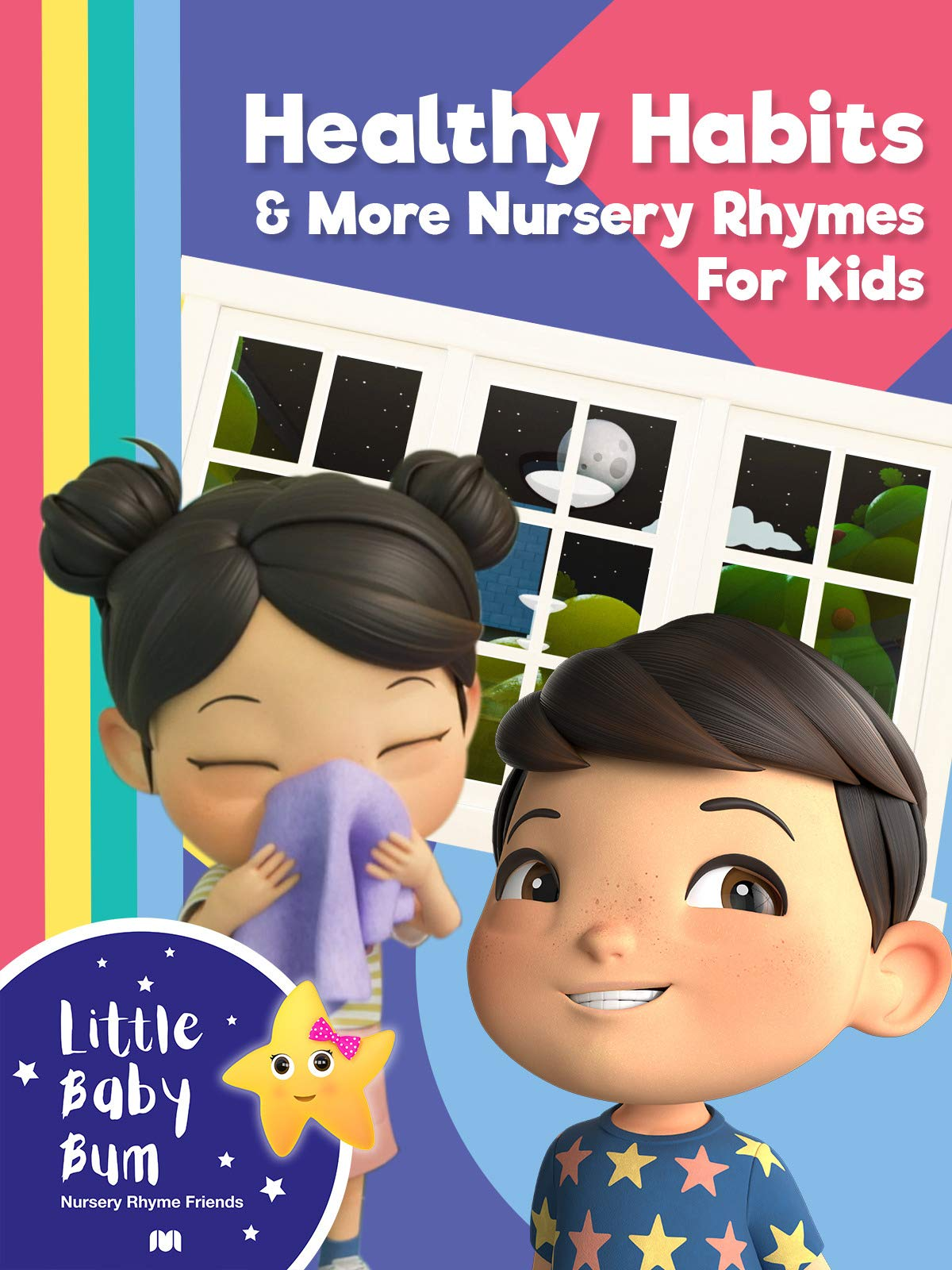 LIttle Baby Bum - Healthy Habits & More Nursery Rhymes for Kids