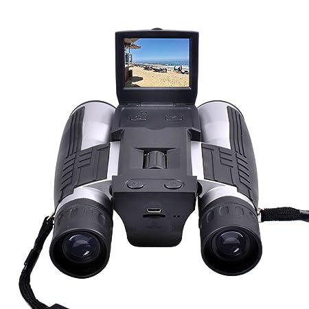 KINGEAR FS608 720P Digital Camera Binoculars Camera with 2