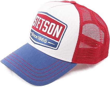 Stetson - Gorras de béisbol Trucker Cap gasolinoe: Amazon.es: Ropa ...