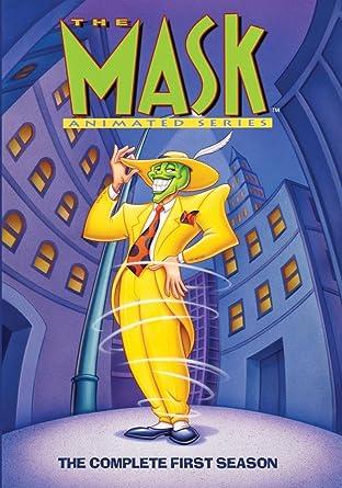 amazon com the mask the complete first season rob paulsen frank