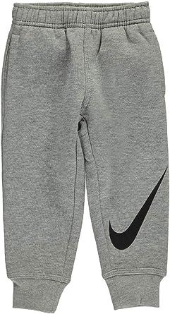 Nike - Pantalones de chándal para niños pequeños (tallas 2T - 4T) – gris oscuro, 2 t: Amazon.es: Deportes y aire libre