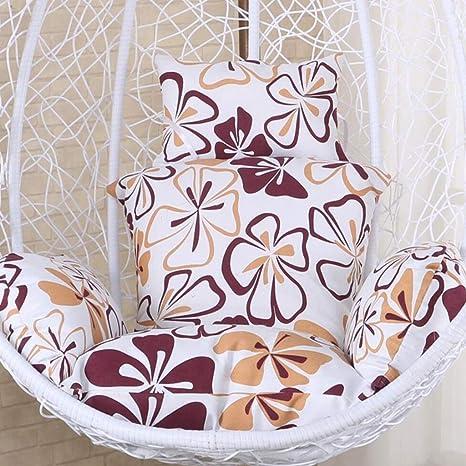 YXNZ - Cojín de algodón Completo Desmontable y Lavable con ...