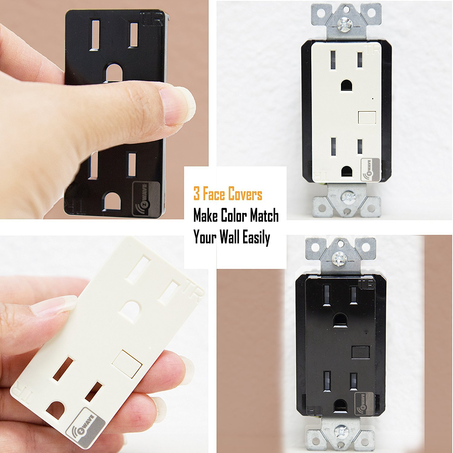 Z-Wave Outlet by Enerwave | Smart Outlet for Z-Wave Home ...