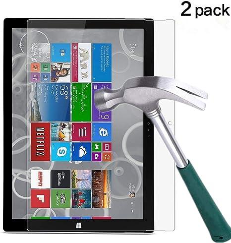 Scratch Proof iPad Screen Protector Glass High Aluminum Anti Fingerprint Clear