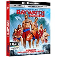 Deals on Baywatch Unrated 4K UHD + Blu-ray + Digital