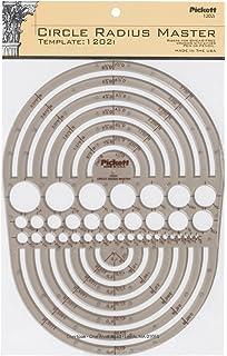 amazon com helix large circle template 37169 technical