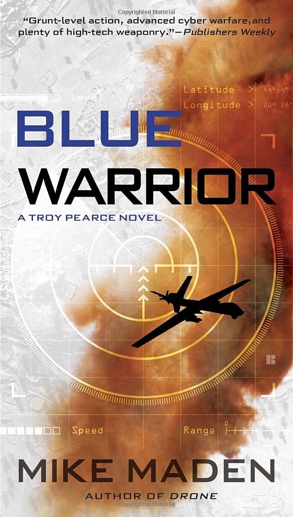 Blue Warrior (A Troy Pearce Novel) pdf