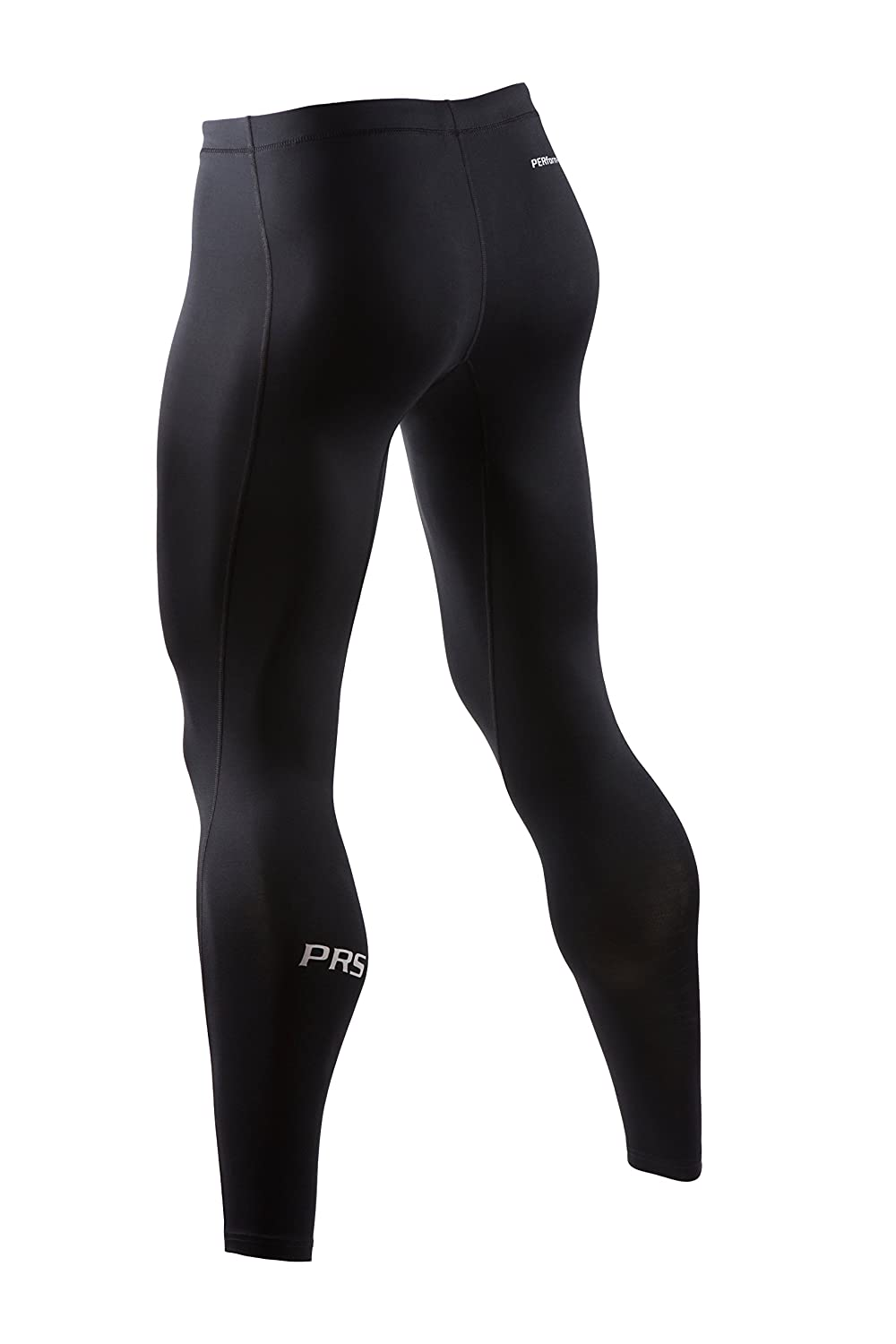 c8b6a872a2628 Amazon.com: PRS Men's Perform+ Compression Tights for Running, Crossfit,  HIIT, Yoga, Gym: Clothing