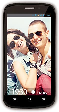 Wolder miSmart Cool - Smartphone Libre de 5