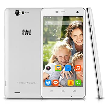 THL 5000 - Smartphone Libre 3G Android 4.4 (Octa Core, 5