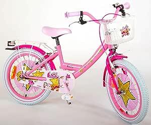 Bicicleta Niña Chica LOL Surprise18 Pulgadas Frens al Manillar ...