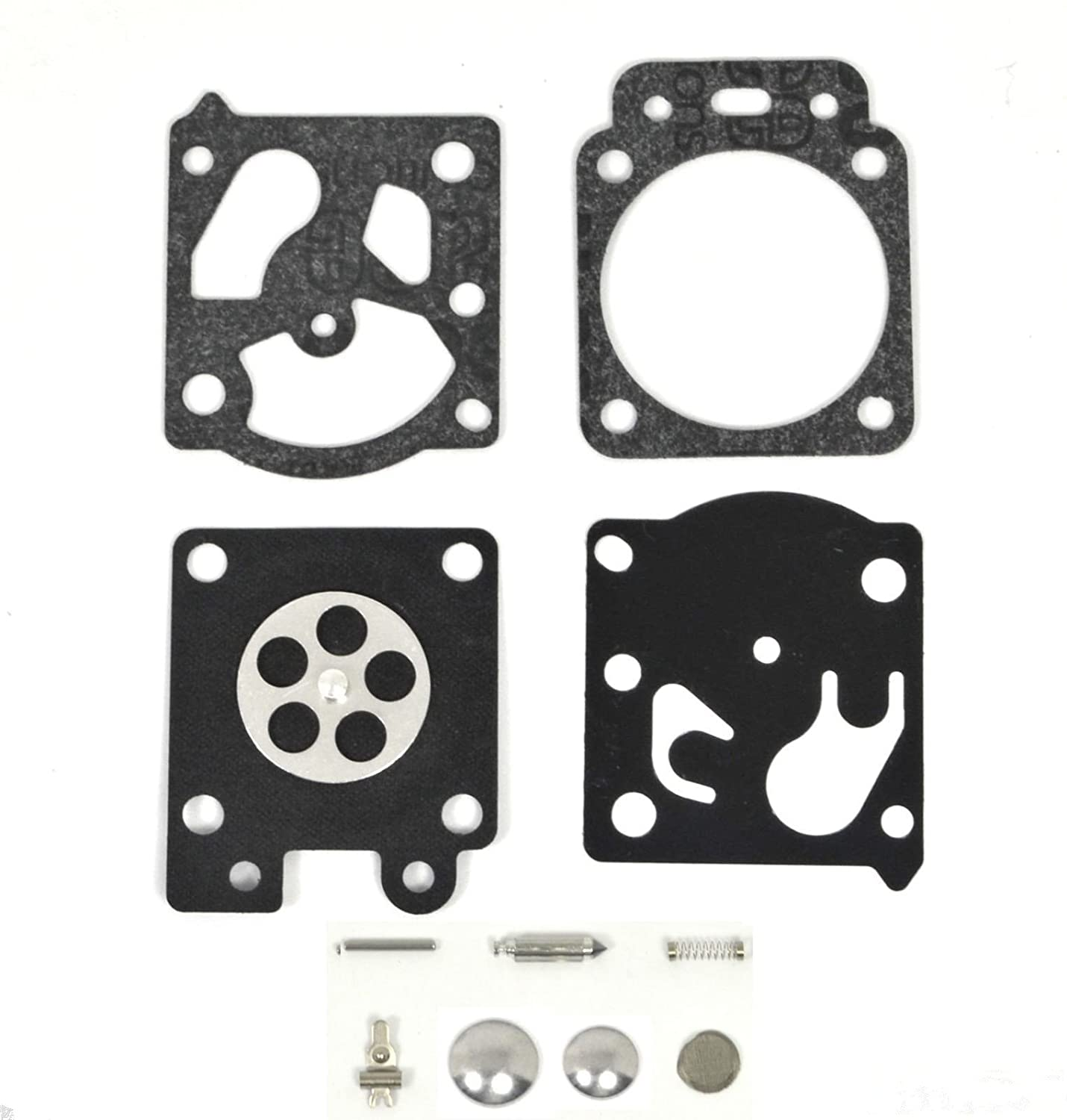Anfu Carburetor Repair Kit for Poulan Pro Craftsman Blower 545081855 WT-875-A An liang Industry co. ltd