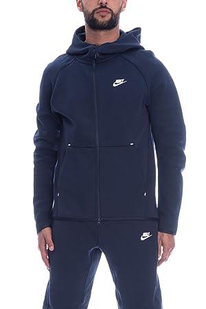 Nike Sportswear Tech Fleece Sudadera, Hombre: MainApps: Amazon.es: Deportes y aire libre