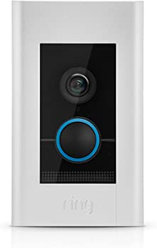 Refurb Ring Video Doorbell Elite with 1080HD Video & 2-Way Talk
