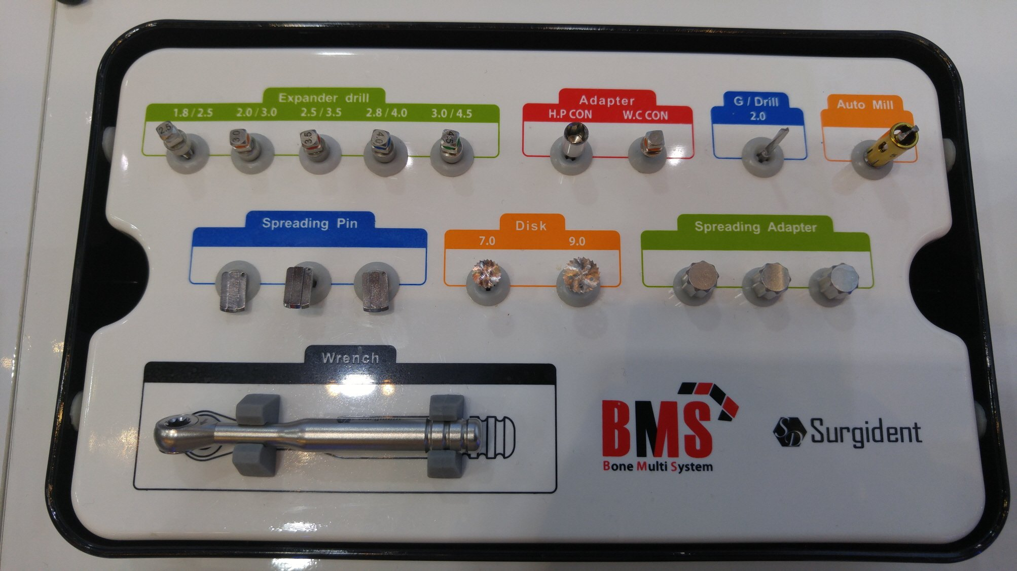 BONE MULTI SYSTEM( Bone Expansion & Collection )