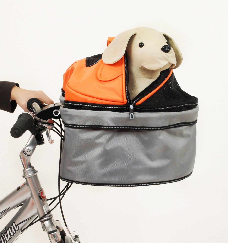 Petego QPIL OG QBC Pod I love Pet Dog Carrier Basket with Bike Connection