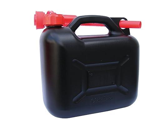7 opinioni per Walser 16375 Tanica per benzina da 5 litri- omologata UN con beccuccio di