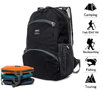 716919d14e38 winmax 20L Lightweight Packable Backpack