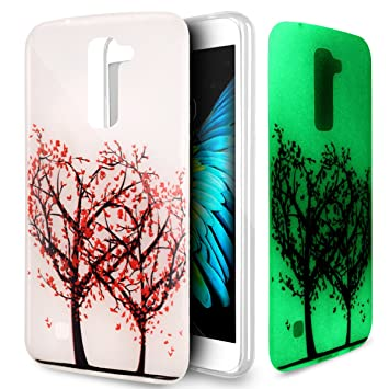 Carcasa LG K10, Funda LG K10, ikasus® Crystal translúcido ...