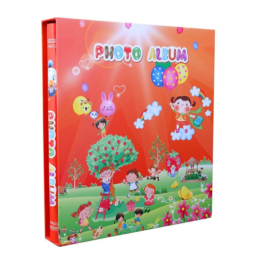 seso UK de Creative intersticio álbum de fotos, Baby Growth Memo álbumes, para 500fotos con un tamaño de 6x 4/10.2x 15.2cm (4d)
