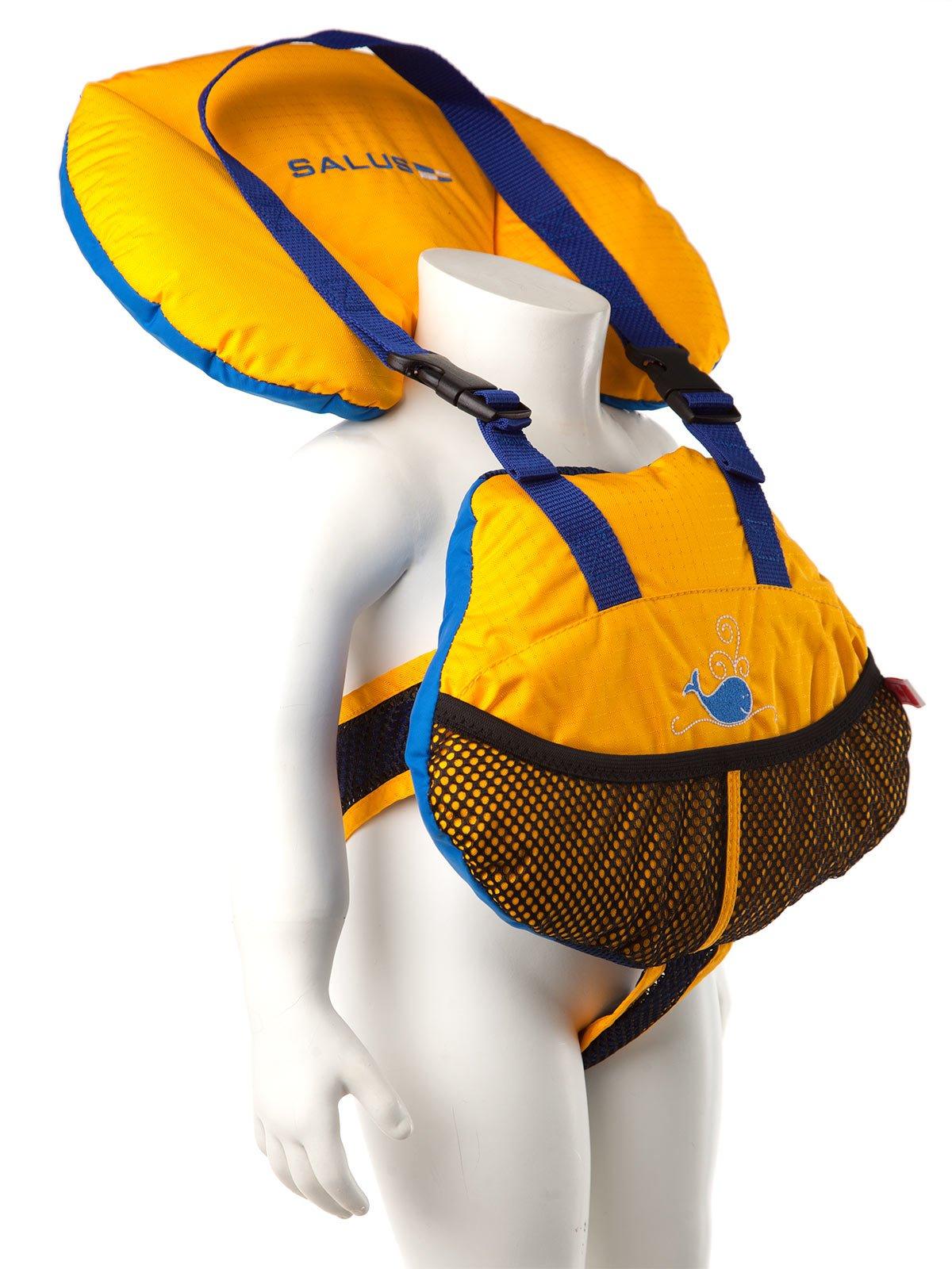 Salus Bijoux Baby Vest - Yellow by Salus (Image #5)
