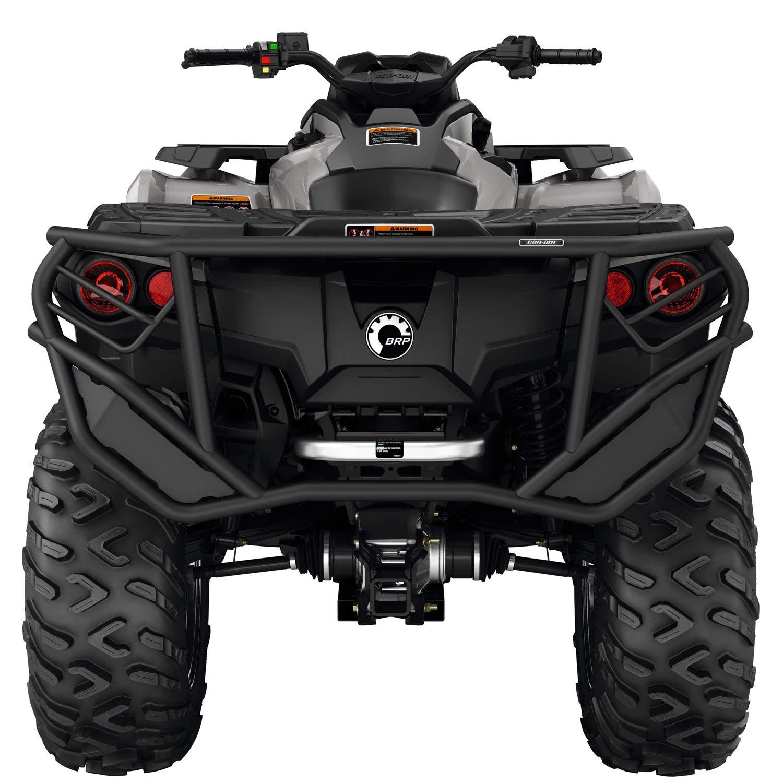 715003462 Can-Am ATV New OEM Outlander G2 Rancher Rear Bumper G2L
