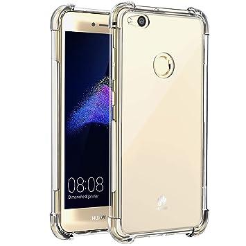 Carcasa Huawei P8 Lite, J jecent [Liquid Crystal ...