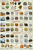 (24x36) Introduction to Rocks Geology Educational Science Chart Poster