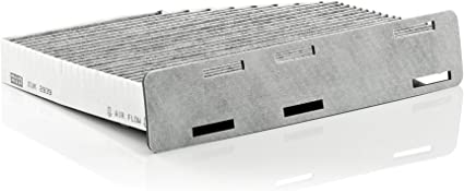 Comprar MANN-FILTER CUK 2939 Habitáculo, Filtro antipolen con carbón Activo, para automóviles
