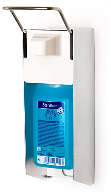 Euro dispensador 500 ml - Desinfección para Clínica, Práctica y En casa: Amazon.es: Hogar