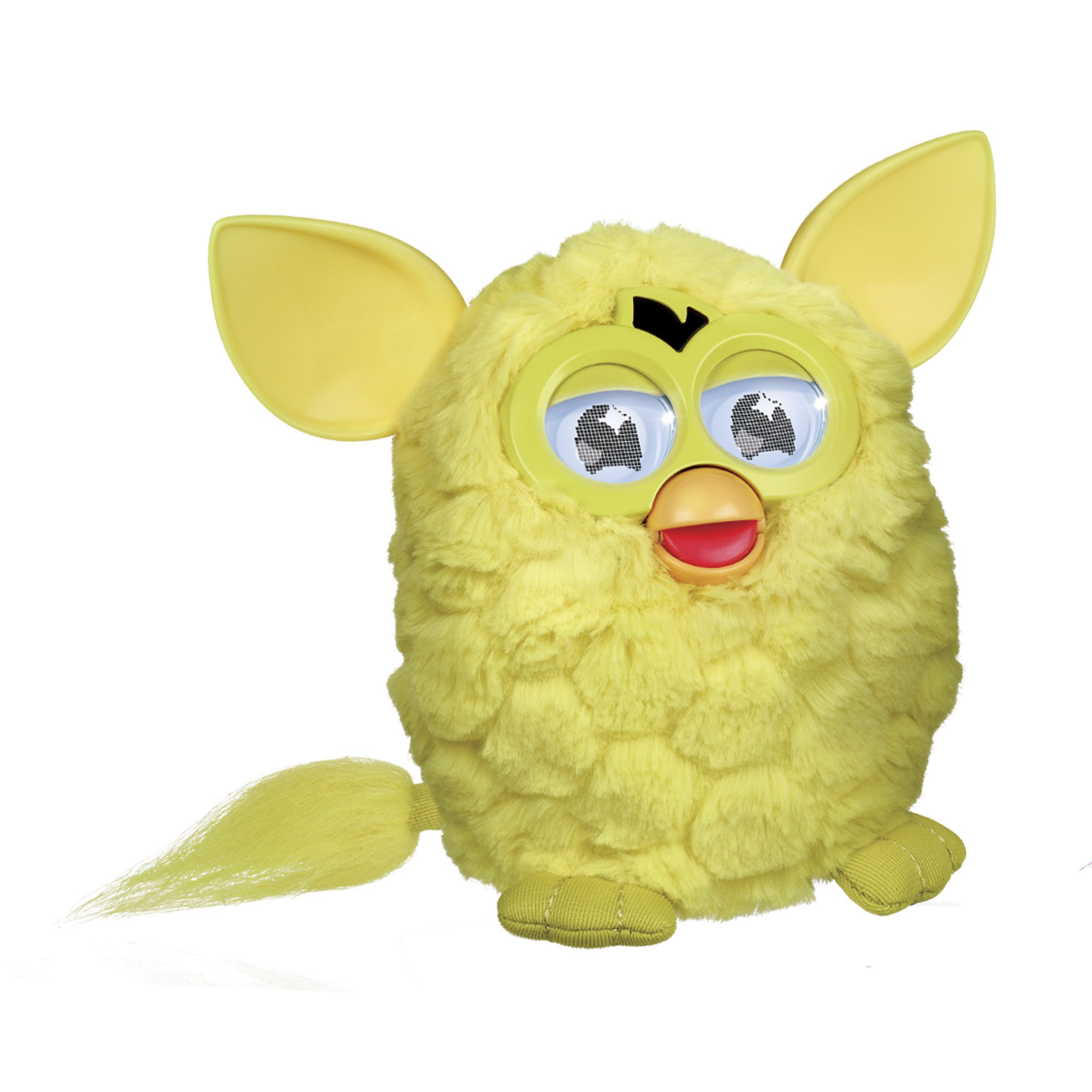 Hasbro Furby Yellow Sprite by Hasbro (Image #3)