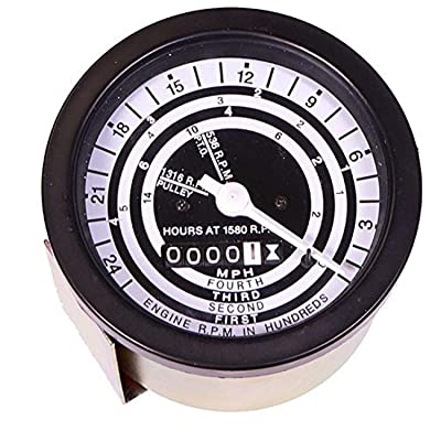DB Electrical SSW0015 Tachometer Proofmeter: Garden & Outdoor