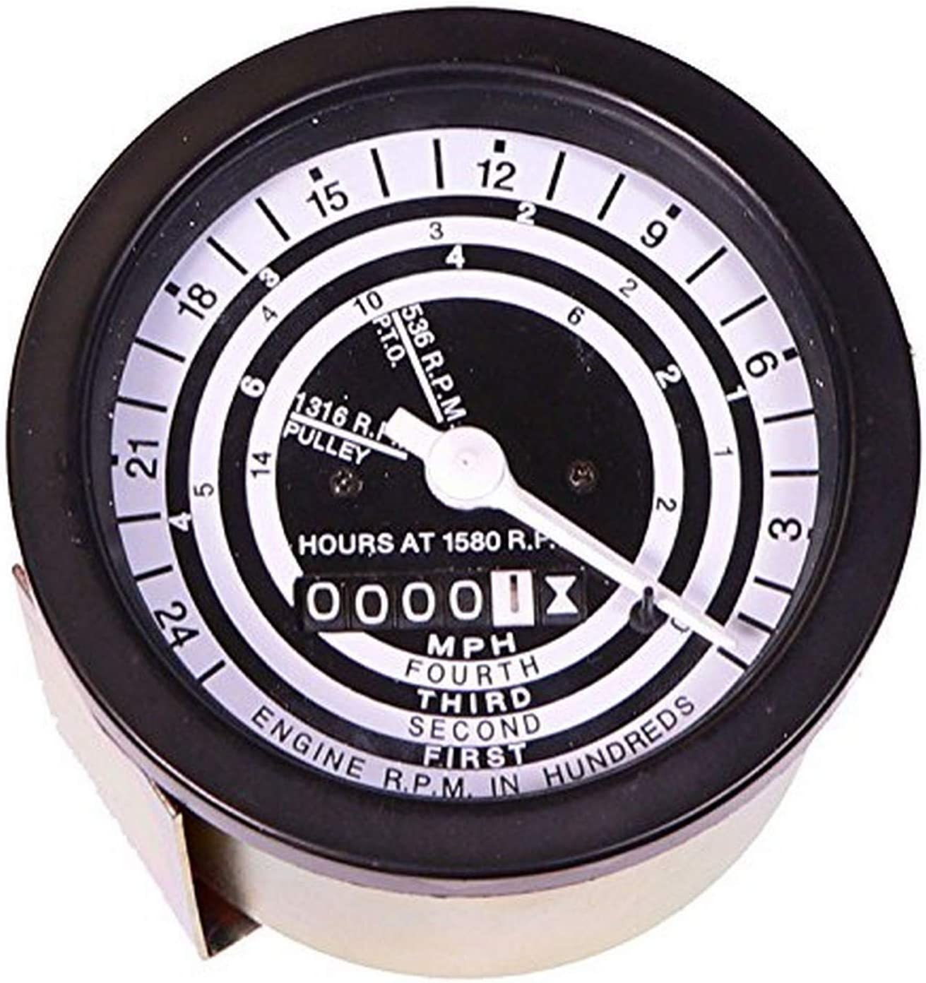 DB Electrical SSW0015 Tachometer Proofmeter