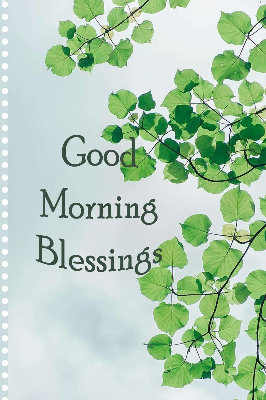Good Morning Blessings Grateful 20 Minute Daily Gratitude Journal ...