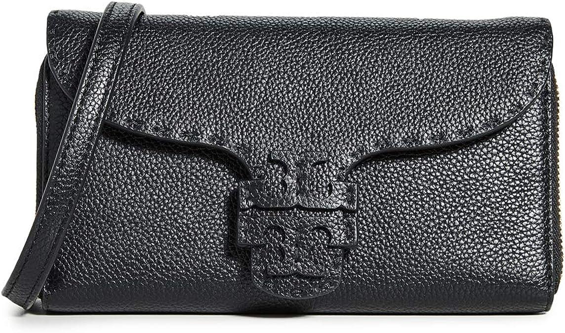 Mcgraw Wallet Crossbody, Black