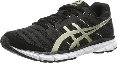 Asicsgel-Zaraca 2 - Zapatillas de Entrenamiento Mujer, Color Negro, Talla 37: Amazon.es: Zapatos y complementos