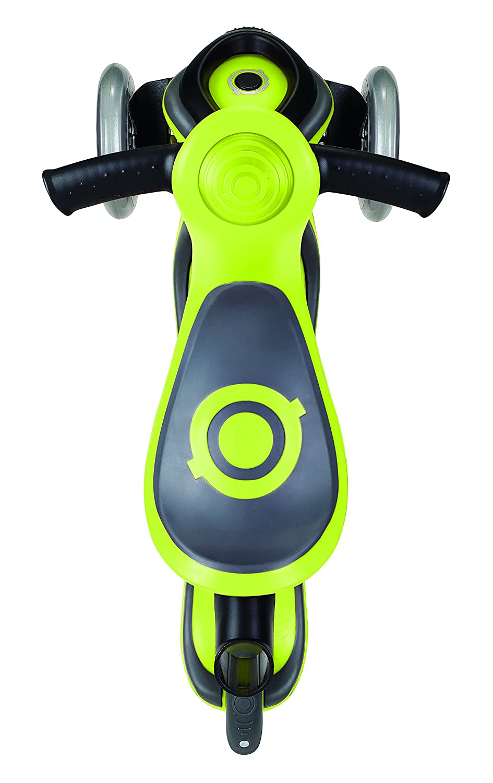 Amazon.com : Globber Evo Comfort (5 in 1 V2) 458-106 Lime ...