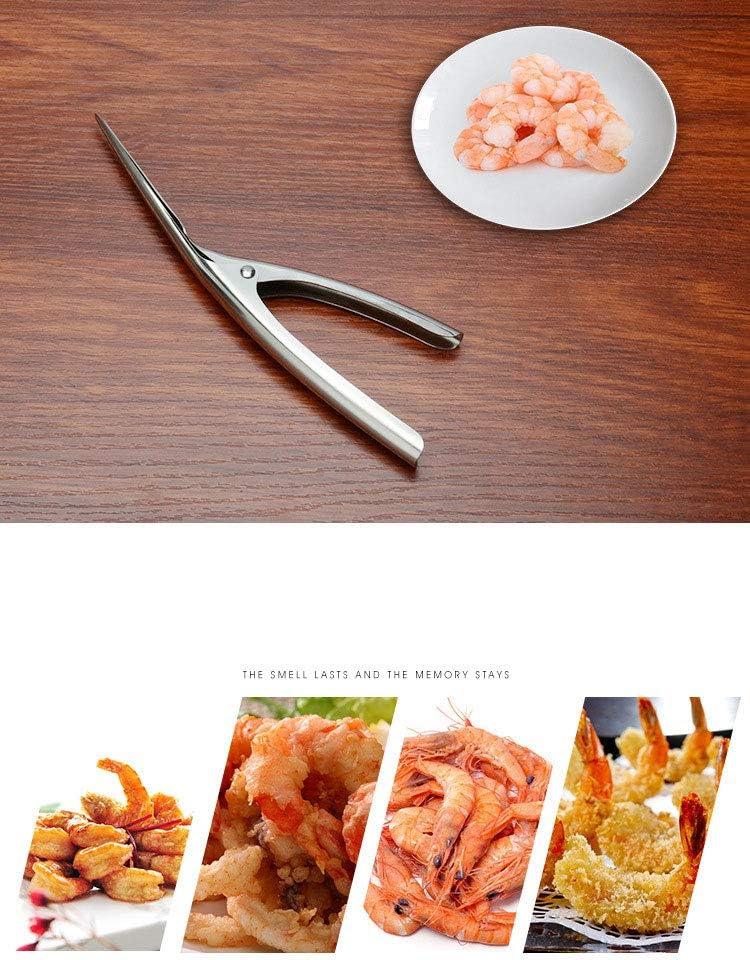 /Éplucheur et d/éveineur pour crevettes