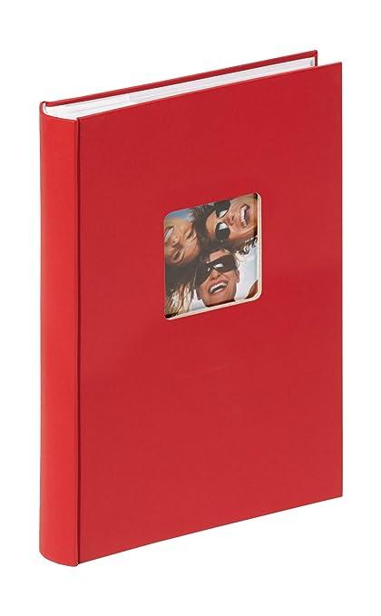 6 opinioni per Walther Design ME-111-R Fun Album Ad inserimento 300 Foto, Altro, Rosso, 24 x
