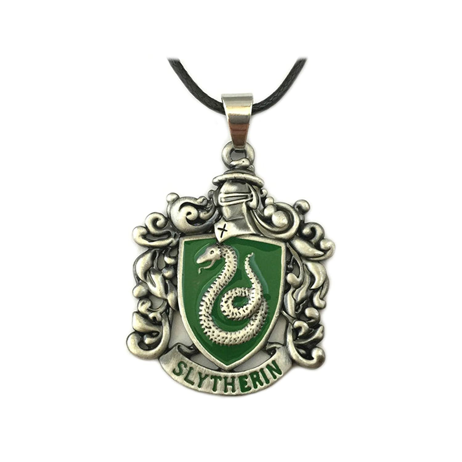 Harry Potter Slytherin Movie Book Pendant Necklace With Gift Box from Outlander Gear