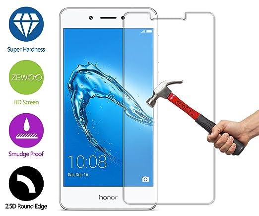 18 opinioni per Per Huawei Honor 6C (5 pollici) Pellicola Protettiva ZeWoo® Protezione dello