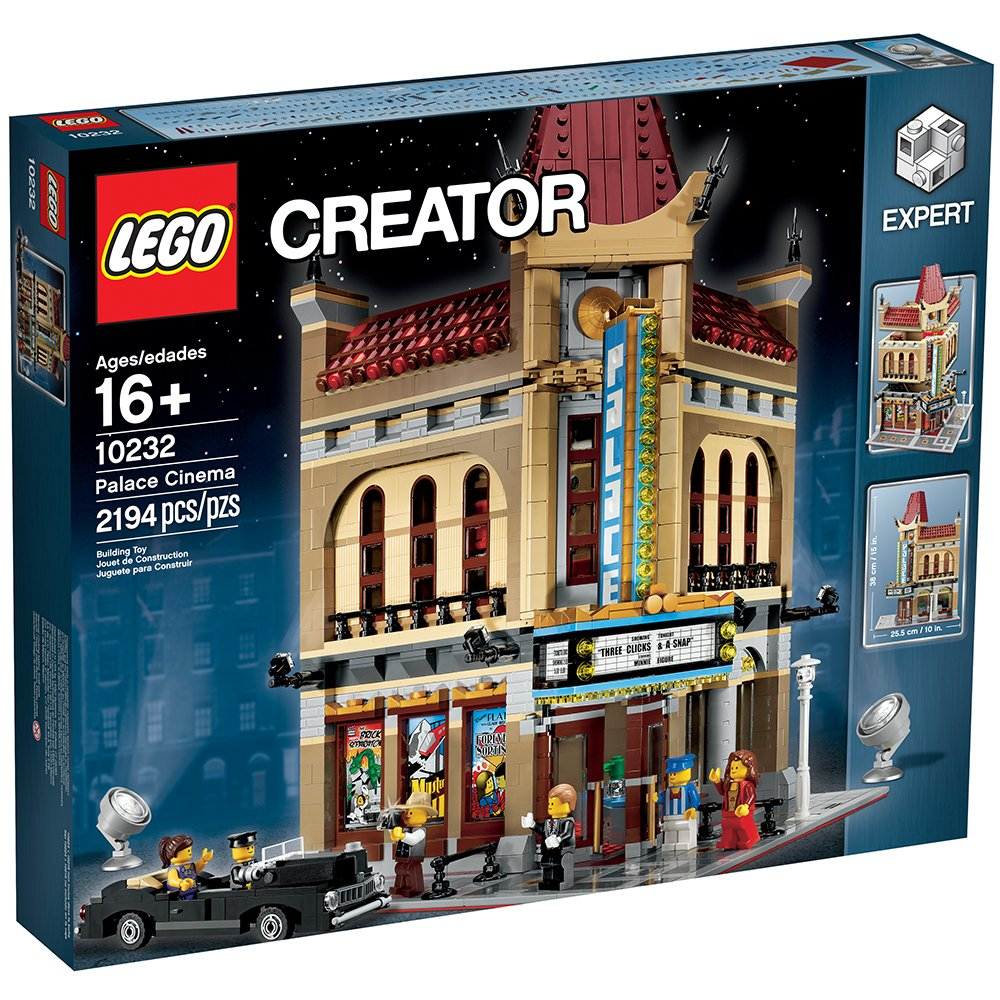 Top 9 Best LEGO Modular Buildings Set Reviews in 2020 3